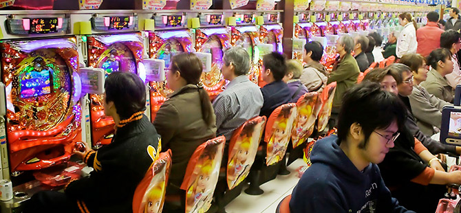 Pachinko – Play Japanese Machines Online